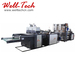 Plastic LDPE HDPE PE T-shirt shopping plastic bag making machine price