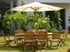 Teakwood furniture, indoor, outdoor, patio, and wicker furniture.