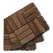 Vietnam Wood Interlocking deck tile / outdoor furniture for garden