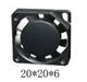 Offer Type: DC Cooling Fan, DC Fan, dc brushless fan20mmX20mmX6mm