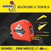 BSCI factory Top selling steel measuring tape nylon coated