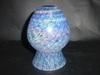 Handblown art glass.