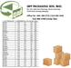 10pcs/bundle Carton Boxes Packaging/ Corrugated / Shipping / Packing