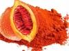 Dried Gac fruit powder