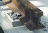 Gantrex Soft Mounting Solution for crane rails