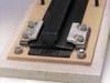 Gantrex Soft Mounting Solution for crane rails
