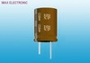 Snap In Electrolytic Capacitor 330uf 450v
