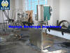 Water washing/filling/capping machine monoblock