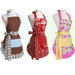 3pcs kitchen set (apron, oven glove, holder)