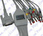 Schiller one-piece 10 lead cable and leadwire