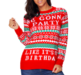 Neck women Ugly Christmas sweaters