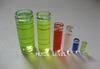 Spirit level bubble vial