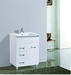 China Factrory Directly Selling Bathroom Vanity Cabinet
