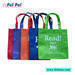 Nonwoven shopping bags, suit covers, cooler bags, wine bottle bags