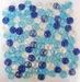 Pebble Glass Mosaic Tile For Swimming Pool Mosaic