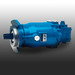Axial piston hydraulic pumps and motors, gearboxes