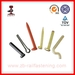 Railway Track Square Head Sleeper Screw Spike for Rail Fastening Syste