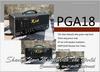 KLDguitar PGA 18H, two channels, power soak, speaker emulation DI