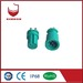 M6 mini waterproof connectors 2 pole IP 67 DC for Intelligent product