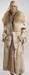 Full length Mink Coat with Full skin fox collar