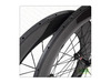 700C 88mm tubular Carbon road bicycles wheelsets cheap bike wheels 23m