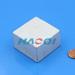 Neodymium magnet block, disc
