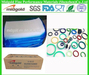 Silicone rubber raw material  for tubes, wires, kitchenware, parts, mould