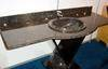 Counter-top, wash basin, sink, vanity-top