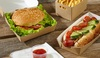 Fast food and pizza packaging