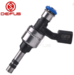 Factory price customer-made fuel injector to worldwide market