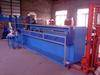 Paint roller making machine