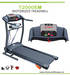 Motorized Treadmill T3000 Sereia