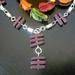 Deuces Delight Necklace and Earrings