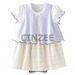 Infant babies dress skirt shirt jeans