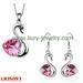 Necklace&Earring Jewelry Set