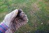 BOP plastic anti mole net protect crops