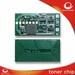 Compatible spare parts color cartridge reset toner chip for OKI es3640