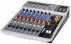 10 Channel 48V Phantom Power Built-in DSP Effects PV10 Audio Mixer