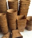 Coconut coir pots from Vietnam