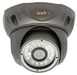 Ir vandal dome camera 1000tvlines cctv security camera