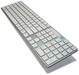 Bluetooth Mac Compatible Keyboard Multi-host switchable