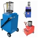 Portable Oil Draining And Collecting Machine, Oil Drain Equipment, Waste