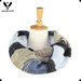 Hot Selling Ombre Knitted Stripe Snood Scarf