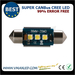 12V Festoon 36mm CREE Chip Super CANbus Non-Polarity Interior Light