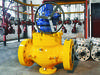 Top entry trunnion mounted ball valves