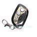 Unique rf palstic remotes for door security alarm system (SH-FD095)