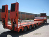 Low-Bed Semi Trailer