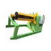 Hydraulic decoiler machine uncoiler straightener feeder