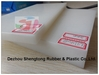 UHMW-PE engineering plastic board with high quality