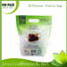 High quality Chinese manufacturer fruit zipper bag